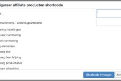 configureren-affiliate-producten-shortcode-1